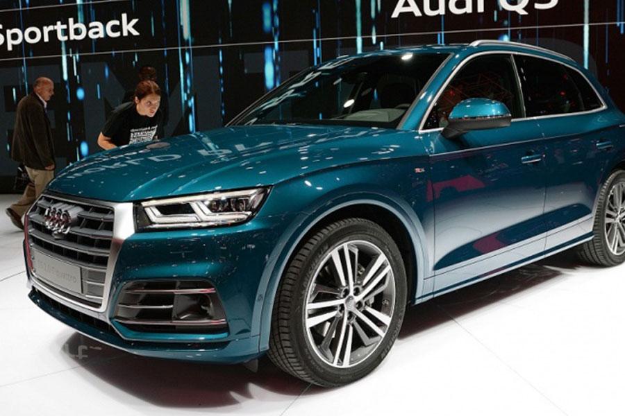 Audi Q5 sở hữu thiết kế sang trọng