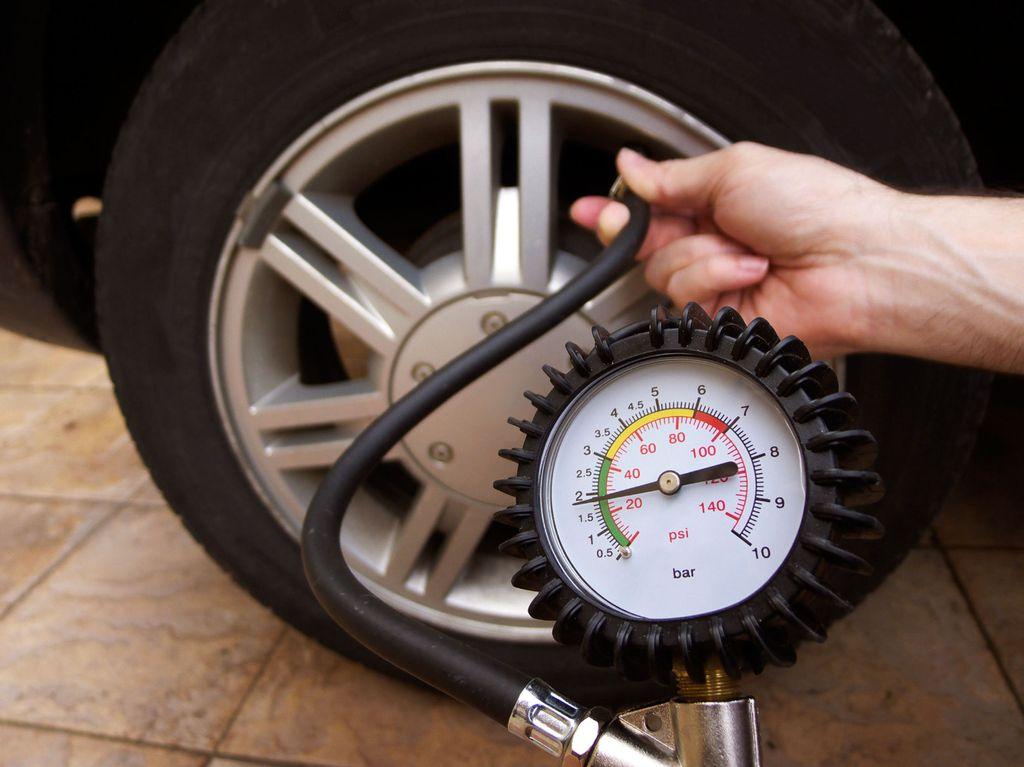 Áp suất lốp xe ô tô là gì?