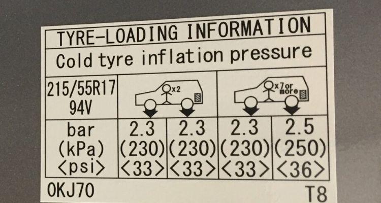 Bơm lốp xe Innova bao nhiêu kg là đủ và an toàn