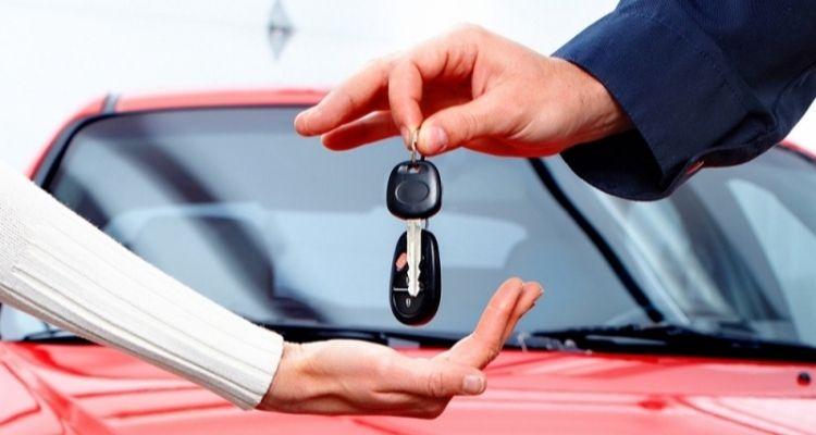Các bước làm thủ tục sang tên đổi chủ xe ô tô
