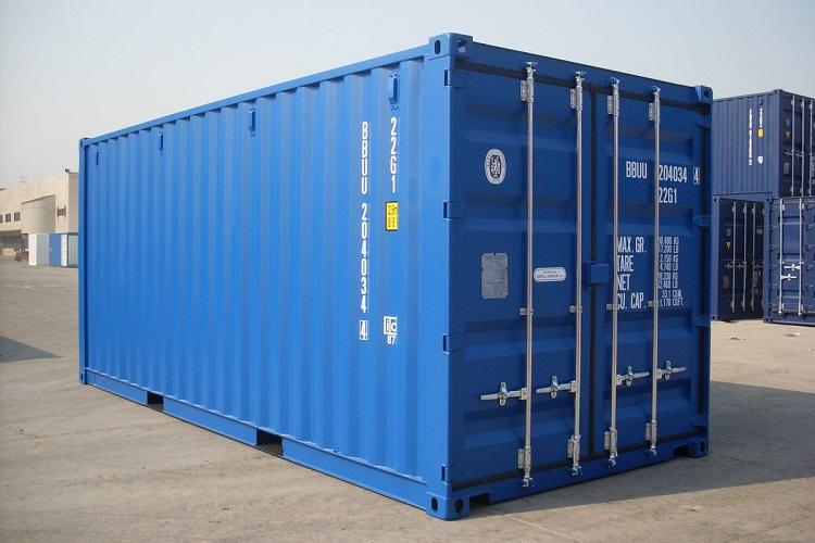 Loại container 20'GP