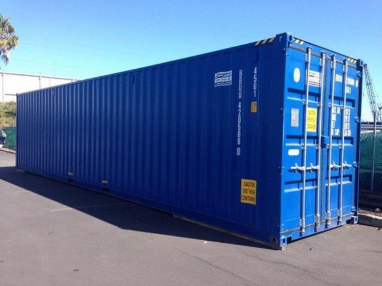 Loại Container 40'GP