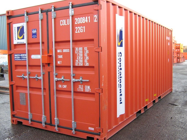 Dạng Container 40,HC