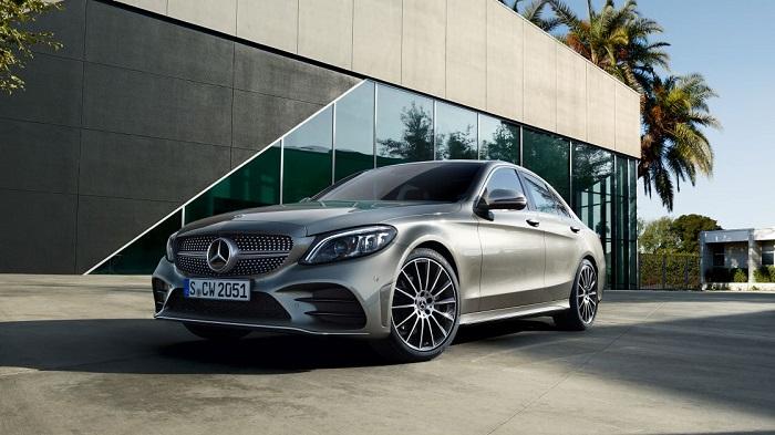 Xe ô tô Mercedes-Benz C Class