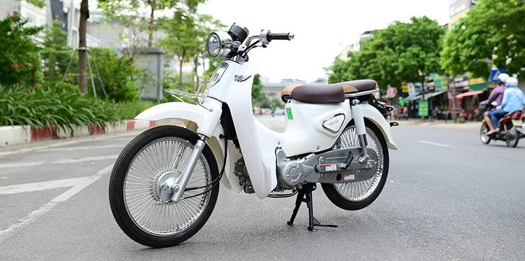 Xe Cub New 50cc