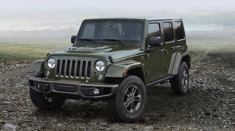 Xe Jeep có xuất xứ từ Mỹ