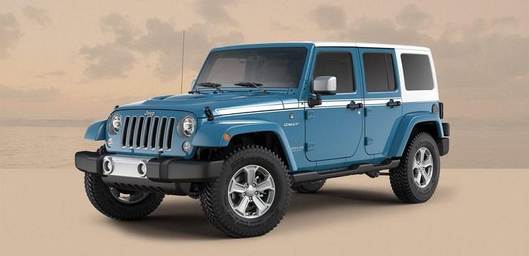 Xe Jeep được trang bị đủ tính năng an toàn