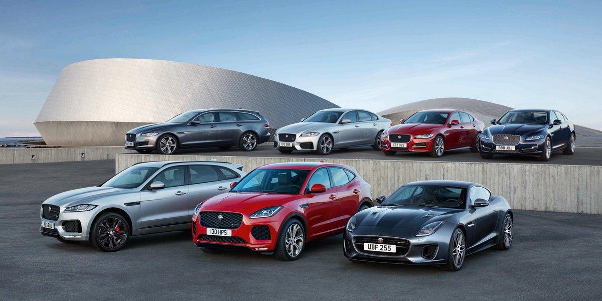 Giá bán xe Jaguar thuộc phân khúc cao